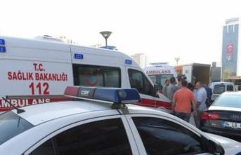 Ataşehir'de silahlı saldırı... Yaralılar var