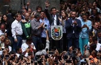 Avrupa Parlamentosu'ndan kritik Venezuela kararı!