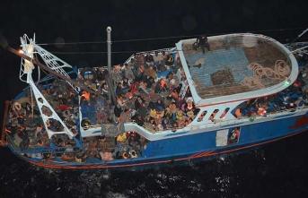Avrupa ülkelerinin vicdanı Akdeniz'de suya gömüldü!