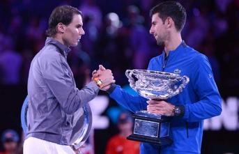 Avustralya Açık Tenis Turnuvası'nda şampiyon belli oldu!