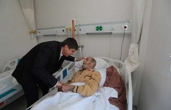Başkan Türel'den vefa ziyareti
