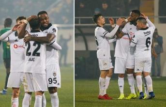 Beşiktaş ikinci yarıya iyi başladı... Ya 3-1 ya da 3-0