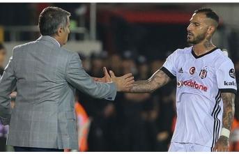 Beşiktaş'ta gözler Quaresma'da... Bu cevap verildi