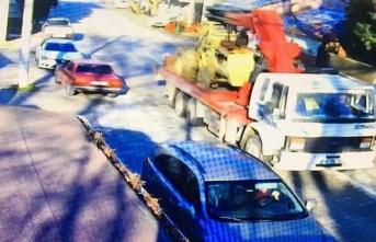 Bursa'da ilginç hırsızlık! 6 tonluk vinci çaldılar