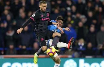 Cenk'li Everton'a 3 dakika yetti