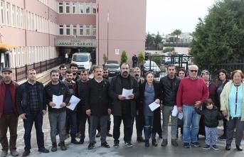 CHP Söke teşkilatında 36 üye istifa etti