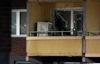 Çin'de rezidansta doğal gaz patladı! 8 ölü