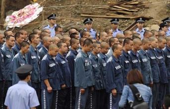 Çin'de 'üst düzey' mahkumlara 'ayrıcalıklı' adalet!