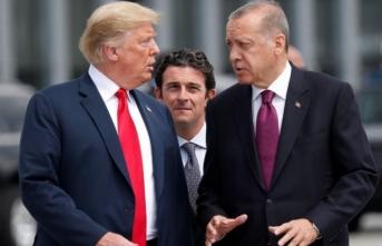 Cumhurbaşkanı Erdoğan'dan Trump'a: Türkiye hazır