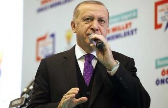 Cumhurbaşkanı Erdoğan Erzurum adaylarını açıkladı