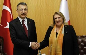 Cumhurbaşkanı Yardımcısı Oktay açıkladı: Gümrük Birliği Türkiye kadar Malta için de önemli