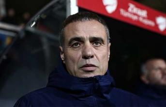 Ersun Yanal'dan Slimani ve transfer açıklaması