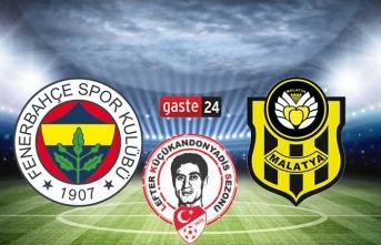 Fenerbahçe Malatyaspor canlı izle - Fenerbahçe Malatyaspor beIN Sports izle
