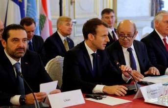 Fransa Lübnan'a baskı yapıyor