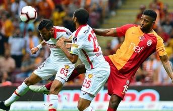 Galatasaray ile Göztepe 54. kez karşı karşıya