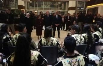 Gaziantepli çocuklar Cumhurbaşkanı Erdoğan'ı etkiledi