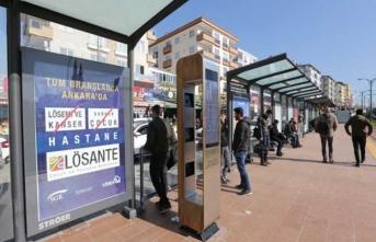 Gaziantepliler memnun! Solar Şarj İstasyonu tramvay duraklarında