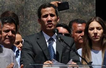 Guaido'dan Fas hamlesi! 'Siyasi rüşvet' teklif etti