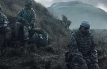 İngiltere ordusundan 'namazlı' reklam