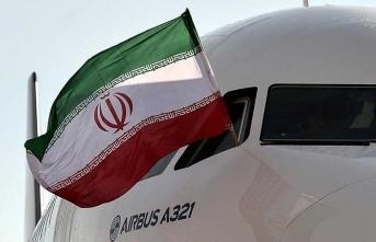 İran'da yolcu uçakları alarm veriyor