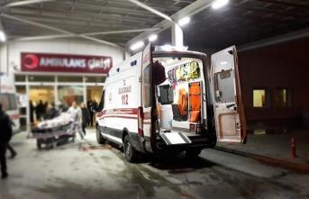 İşçi servisiyle kamyon çarpıştı! Ölü ve yaralılar var...