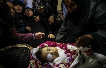 İsrail 2018'de Gazze'de 50 çocuğu öldürdü