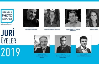 Istanbul Photo Awards 2019 jürisi belli oldu
