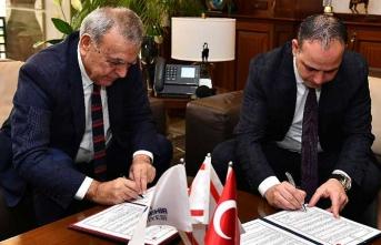 İzmir'in yeni kardeşi Lefkoşa oldu!