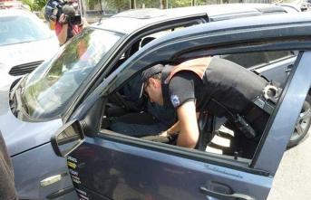 Kargoya verildi… İstanbul polisi yakaladı