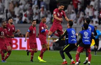 Katar BAE'ye 4 gol attı… Sosyal medya yıkıldı