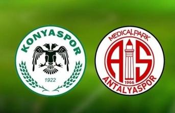 Konyaspor Antalyaspor canlı izle - Konyaspor Antalyaspor beIN Sports izle