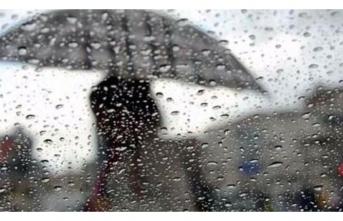 Meteorolojiden Marmara'ya uyarı geldi