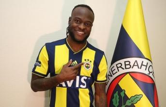 Moses, Fenerbahçe'ye geldiği için mutlu