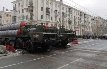 Rusya'dan Karadeniz'de S-400'lü tatbikat