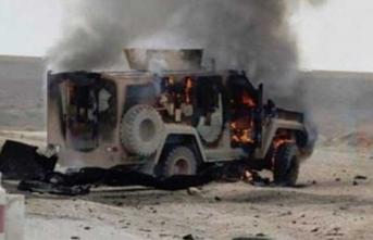 ABD-YPG konvoyuna intihar saldırısı... Ölü ve yaralılar var