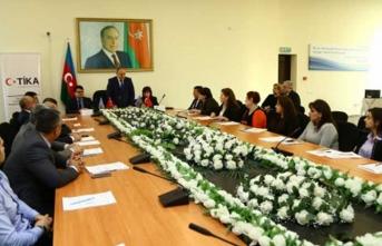 TİKA'dan Azerbaycan'a eğitim programı