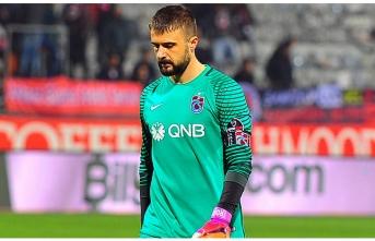 Trabzonspor'da Onur Kıvrak dönemi bitti