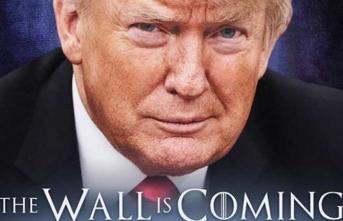 Trump'tan Game of Thrones'lu yorum