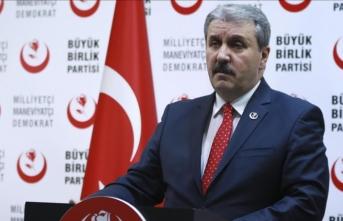 'Türkiye dünya devleti haline gelene kadar BBP kadrolarına ihtiyaç sürecektir'