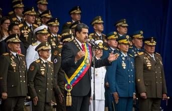 Venezuela'da sıcak gelişme! Darbe çağrısı yapan askerler gözaltında