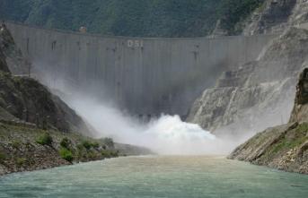 Yağışlar barajları doldurdu