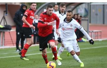 Yeni Kartal 11'de başladı, Beşiktaş kazandı!