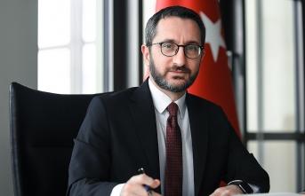 Fahrettin Altun:  2023 yılına kadar üç ana başlık olacak