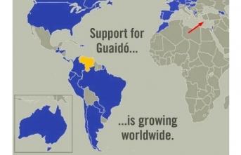 ABD'den skandal harita