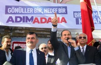 Adana'dan Cumhur İttifakı'na tam destek!
