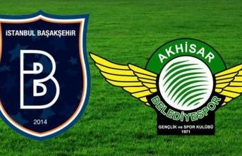 Akhisarspor Başakşehir canlı izle - Akhisarspor Başakşehir beIN Sports izle