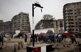 Almanya'dan Mısır'a idam tepkisi!