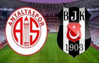 Antalyaspor Beşiktaş canlı izle - Antalyaspor Beşiktaş beIN Sports izle