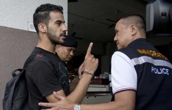 Bahreynli futbolcu idamla yargılanabilir