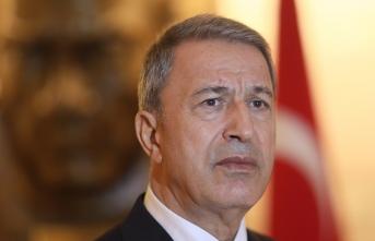 Bakan Akar, ABD Savunma Bakanı Vekili ile görüştü